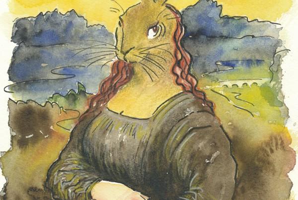 370 a  Dürers Lisl