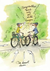 380  Radwegverwicklung  1  6  2016